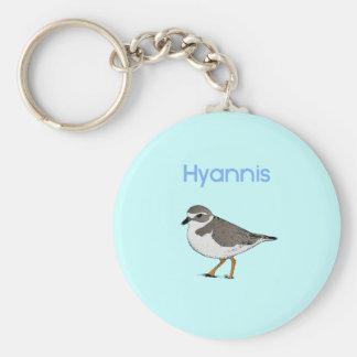 Hyannis Keychain Rund Nyckelring