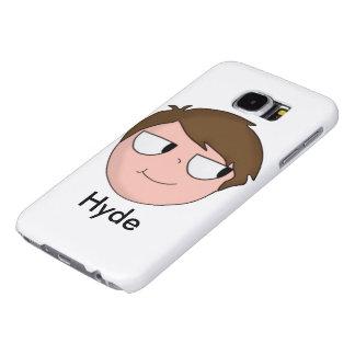 Hyde logotyp Samsung S6 Galaxy S5 Fodral