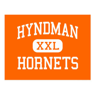 Hyndman - bålgetingar - mittet - Hyndman Vykort