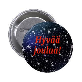 Hyvää joulua! God jul i finskan rf