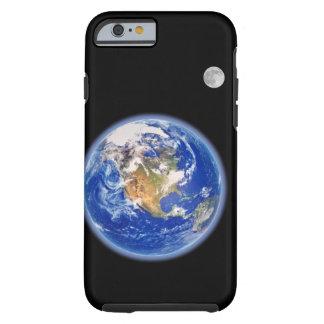 Hyvlarejord och måne tough iPhone 6 fodral