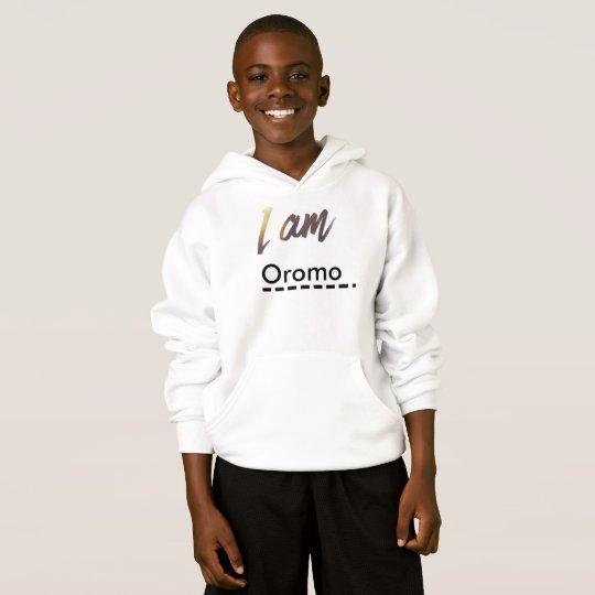I am oromo tröjor