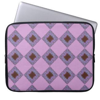 I den rosa Colorfoil bandannaen Laptop Fodral