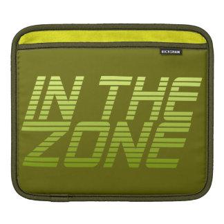 I DEN ZONA beställnings- ipad sleeve