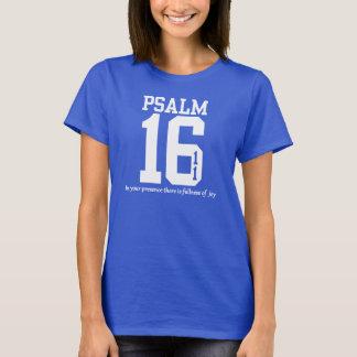 I din NÄRVARO finns det FULLSTÄNDIGHETEN av GLÄDJE T Shirt