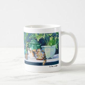 I djungelmuggen kaffemugg