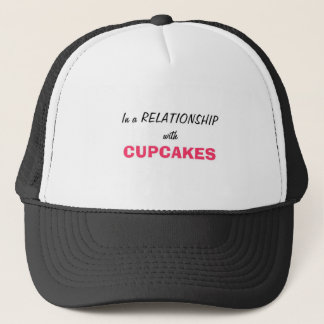 I ett förhållande med muffins truckerkeps