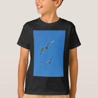 I flyg t-shirt