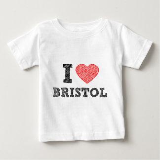 I-kärlek-Bristol T-shirts