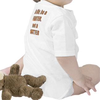 I LIV var en KÄMPE   inte ett Bodies För Bebisar