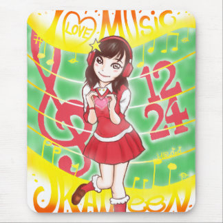 I LOVE MUSIC JK AILEEN 1224 MUSMATTA