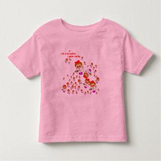 """""""I�m en surrealistisk"""" konstnärsmåbarnT-tröja Tshirts"""