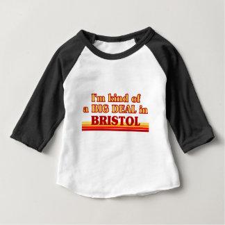 I´m sort av en stor överenskommelse i Bristol T Shirts