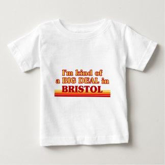 I´m sort av en stor överenskommelse i Bristol Tshirts