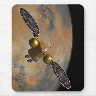I Martian omlopp i konst Musmatta