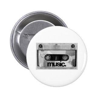 i♥music standard knapp rund 5.7 cm
