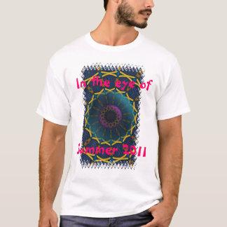 I ögat av summer. t-shirts