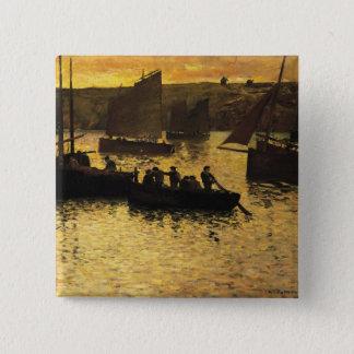 I porten 1895 standard kanpp fyrkantig 5.1 cm