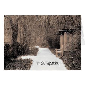I skräddarsy sympati - - som skräddarsy hälsningskort