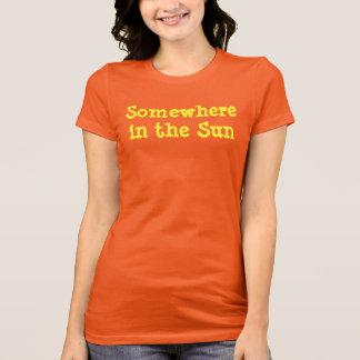 I solen tröjor