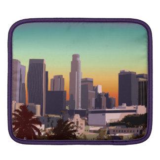 I stadens centrum L.A. iPad Sleeve
