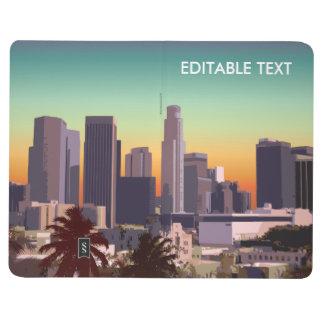 I stadens centrum Los Angeles - anpassadet Journaler