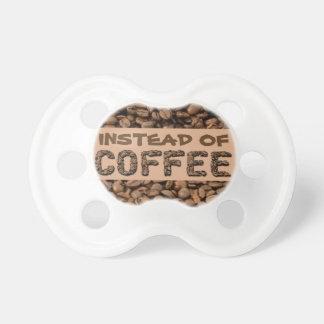 I stället för kaffe napp