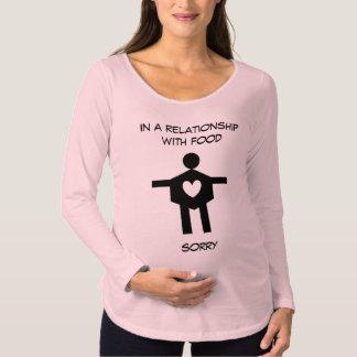 I T-tröja för långärmad för Tee