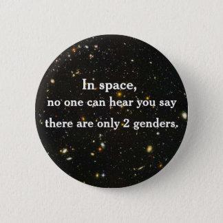 I utrymme inget kan höra dig något att säga… standard knapp rund 5.7 cm