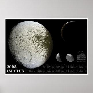 Iapetus kalender 2008 poster