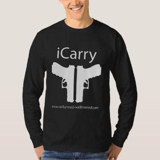 iCarry/beväpnade & utbildat - skjortan Tröjor