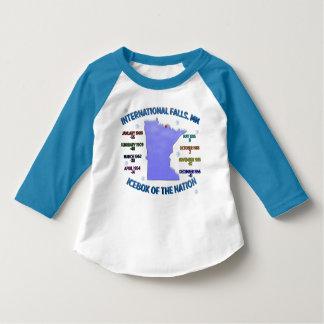 Icebox av nationen t shirt
