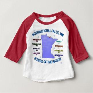 Icebox av nationen t shirts