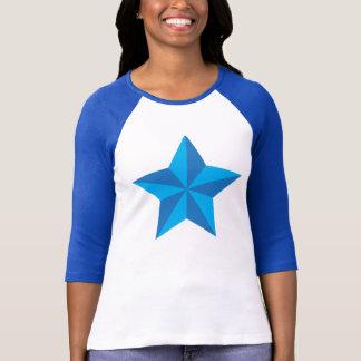 Iconic blåttstjärna t-shirt
