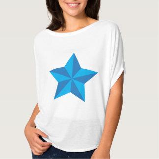 Iconic blåttstjärna tröja