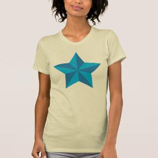 Iconic blåttstjärna tshirts