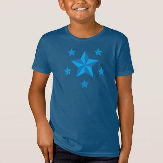 Iconic blåttstjärnor t shirt