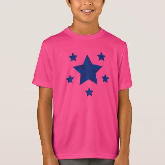 Iconic blåttstjärnor tshirts