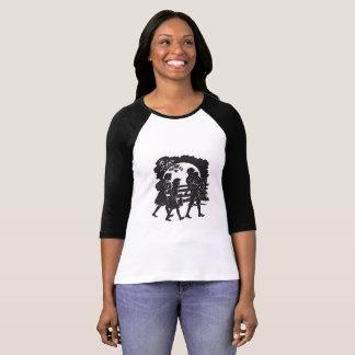 Iconic BoxcarbarnSilhouette Tee Shirt
