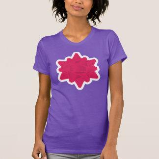 Iconic gåvapilbågeillustration tee shirt