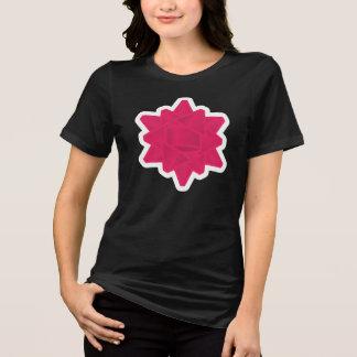 Iconic gåvapilbågeillustration tee shirts