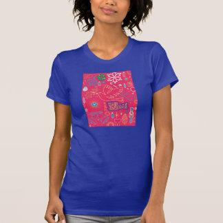 Iconic julIllus kvinnor bötfäller den Jersey T-shirt