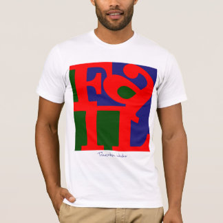 Iconic kuggning t-shirt