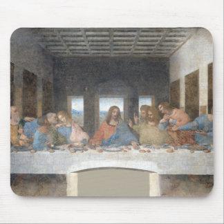 Iconic Leonardo Da Vinci den sist kvällsmålet Musmatta