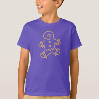 Iconic pepparkaksgubbe t-shirt