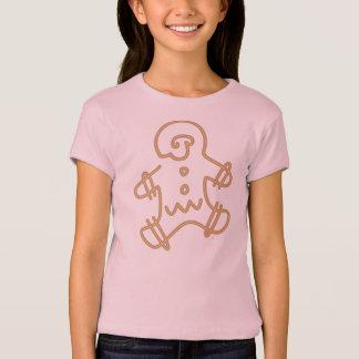 Iconic pepparkaksgubbe tshirts