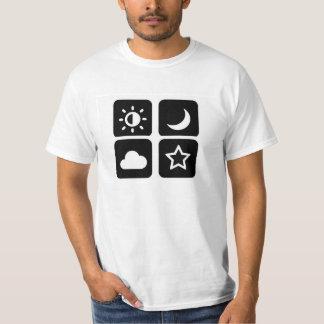 """""""Iconic"""" värdera T-tröja T-shirts"""