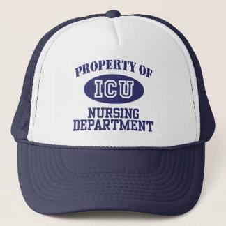 ICU-sjukvård Truckerkeps