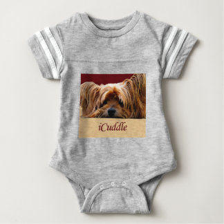 iCuddleYorkshire Terrier T Shirt