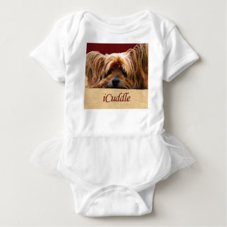 iCuddleYorkshire Terrier T-shirt